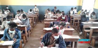 Les épreuves écrites du Brevet d'études du premier cycle (BEPC) ont démarré ce 04 Août, sur l'ensemble du pays. C'est également la dernière étape des examens d'État en cette année 2020.