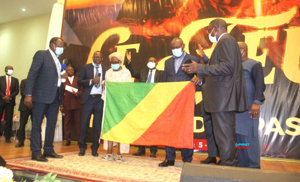 Prière pour le Congo en paix